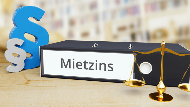 Mietzins und Zinshaus, kleine Ursache und große Wirkung…