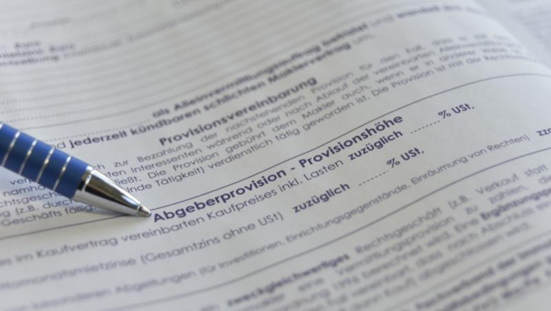 Provisionsfreier Immobilienverkauf – von Privat