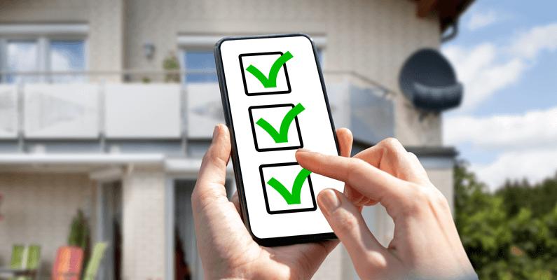 Checkliste Hausverkauf: So gehen Sie ideal Schritt für Schritt vor